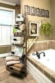garden tub decorating ideas bathroom fascinating master best storage corner
