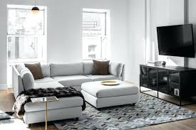 furniture rugs with grey couch 9 ways to style a sofa in your home aid