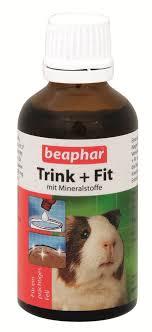"""<b>Витамины</b> для грызунов <b>Beaphar</b> """"<b>Trink</b> & Fit"""", 50 мл — купить в ..."""
