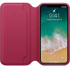 apple apple leather folio case for iphone x berry cayman mac t a alphasoft