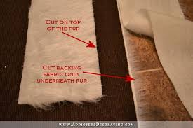 how to make a faux fur rug diy faux flokati rug 9