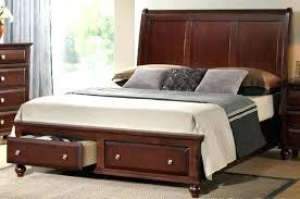Living Spaces Platform Bed Shop Queen Size Beds Platforms King Frame ...