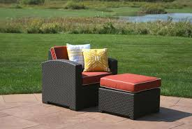 Ottomans Outdoor Replacement Cushions For Patio Furniture