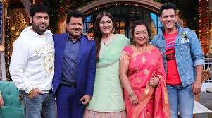 The Kapil Sharma Show preview: When Udit Narayan imagined Madhuri Dixit  while singing Dhak Dhak | Entertainment News,The Indian Express