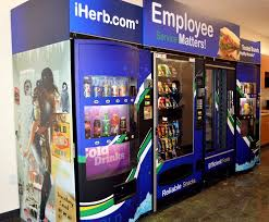 Fundraising Vending Machines Stunning Break Room Vending Machines I IHerb Office Photo Glassdoor