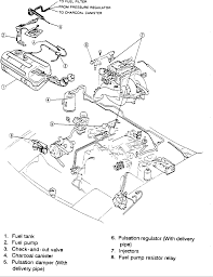 Need a diagram of a fuel pump assembly from a 1990 mazda rx7 gtu fc rx7 body kit 1990 rx 7 fuel filter location