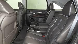 acura mdx seat covers 2018 new acura mdx fwd w advance pkg at penske automall az