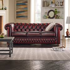 chesterfield sofa. Beautiful Sofa Chesterfield 3 Seater Sofa In Sofas By Saxon