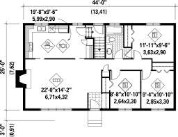 House Plan at FamilyHomePlans comHouse Plan Level One