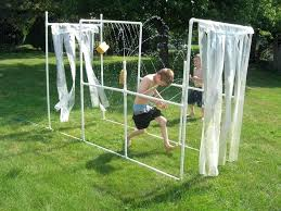 exterior lawn projects using piping pvc outdoor shower enclosure kit pipe