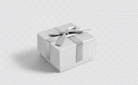 高端奢华金色礼品包装盒样机智能贴图素材127 Gift Box Mockup Free 设计石代