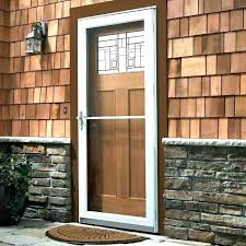 charming wood storm door doors with glass panels home depot screen front wooden and furniture