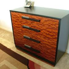 36 inch wide dresser. Contemporary Dresser Built In Bubinga And Black Lacquer This Four Drawer Chest Is 40 Inches Wide  By 22 Deep 36 High Throughout Inch Wide Dresser S