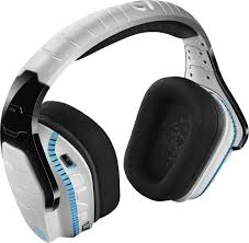 logitech g933 artemis spectrum snow limited edition wireless 7 1 logitech g933 artemis spectrum snow limited edition wireless 7 1 virtual surround sound gaming headset for ps4 windows xbox one white 981 000620 best