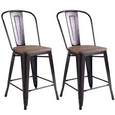 cozy design rustic metal dining chairs 8 dining room neoteric design inspiration