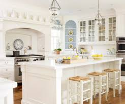 Modern Traditional Kitchen Lovely Traditional Kitchen Vintage White Kitchen Island Brown