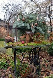 Weihnachts Gartendekoration