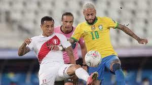 Il Brasile ha prosperato e ha battuto il Perù 4-0