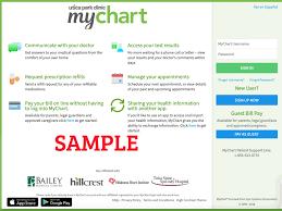 Https Mychart Uticaparkclinic Com Utica Park Clinic Mychart