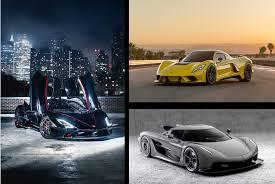 6 bugatti chiron pur sport. Henessey F5 Ssc Tuatara Or Koenigsegg Jesko Absolut Which Will