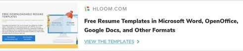Free Resume Templates Impressive 60 Free Microsoft Word Resume Templates The Muse