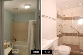 Beautiful Master Bathroom Remodels Before And After Remodel Ideas 1 Removing