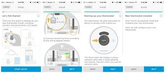 honeywell lyric thermostat review cnet Honeywell Lyric T5 Thermostat Wiring Diagram the installation process was fairly simple screenshots by megan wollerton cnet Wall Mount Honeywell Lyric T5