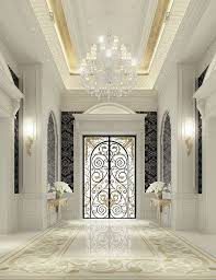 Luxury Interior Design For An Entrance Lobby By IONS DESIGN Www Enchanting Interior Design Companys