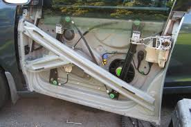 3 warnings of window regulator replacement