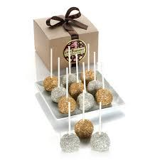 gold and silver truffle cake stix gift box imagerjs