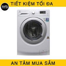 Máy giặt sấy Electrolux 8kg inverter lồng ngang EWW12853 Chính Hãng