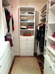 small walk in closets design small walk in closets adorable small narrow walk closet ideas small