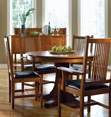 stickley furniture dining room tables inspirational mission style dining room set od o m257 mission sofa