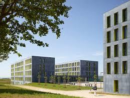Bogevischs Buero 258 Studentenwohnanlage Upper Westside Ulm