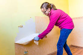how to remove wallpaper diy painting tips