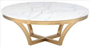 marble top gold coffee table new furniture modern style with marble coffee table high resolution