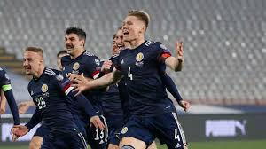 Manchester united midfielder scott mctominay has reportedly rejected the chance to represent scotland. Scott Mctominay Showed What He S Made Of To Help Scotland Reach The Euros