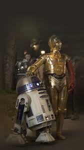r2d2 and c3po wallpaper