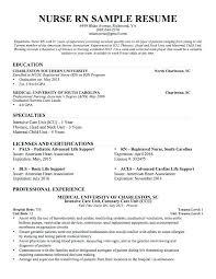 Registered Nurse Resume Example Best Registered Nurse Resume Objective Job Resume Samples File Info Nurse