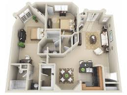 Amazing ... The Preston Mirac As Grey Bedroom Ideas 2 Bedroom Apartments In La ...