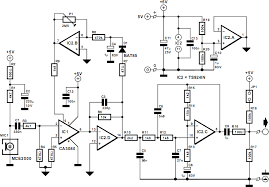 dynamic mic compressor circuit diagram wiring diagram user electretmicrophoneschematic compressor for electret microphone dynamic mic compressor circuit diagram