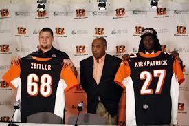 Nfl Draft 2012 Grading The Bengals Draft Class Cincy Jungle