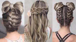 Peinados F Ciles Y R Pidos Para El D A A D A Amazing Hairstyles