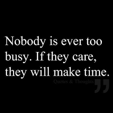 Busy Quote