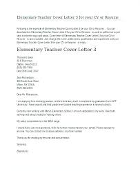 school cover letter sample teaching cover letters cover letter teaching examples sample