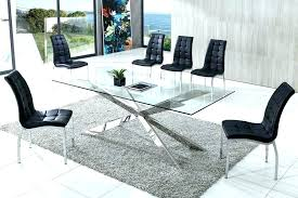 modern glass dining table modern glass dining room tables glass dining room tables cool dining room ideas exquisite contemporary glass modern glass dining