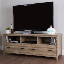 weathered oak tv stand. South Shore Exhibit Weathered Oak Storage Entertainment Center And Tv Stand Home Depot