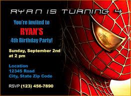 Spiderman Birthday Invitation Templates Free 12 Spiderman Invitations Template Sampleinvitationss123