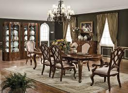 the monaco formal dining room set