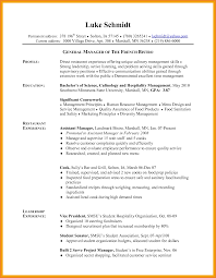 Cook Resume Skills Art Resume Examples